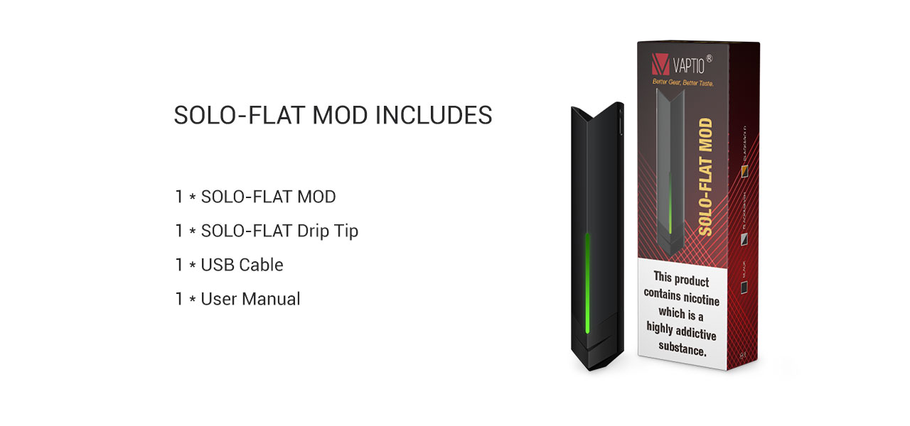 SOLO-FLAT Mod-04